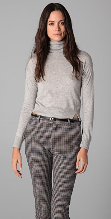 Girl. by Band of Outsiders Turtleneck Sweater