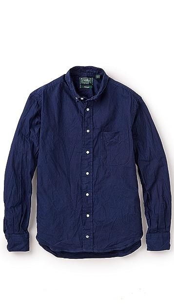Gitman Vintage Japanese Indigo Shirt