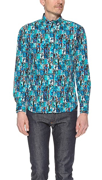 Gitman Vintage Call Me Shirt