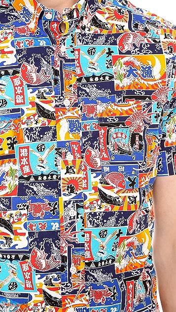 Gitman Vintage Good Catch Shirt