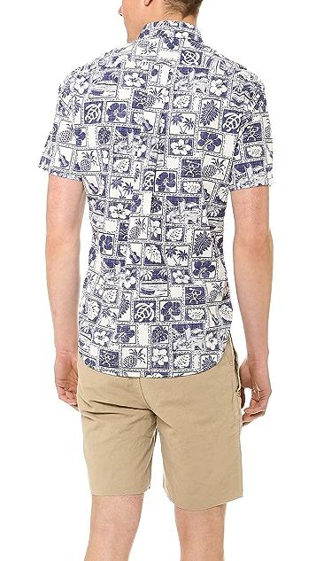 Gitman Vintage Diamond Head Shirt