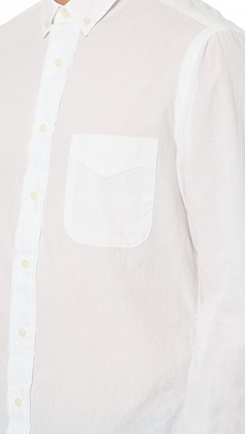 Gitman Vintage Chambray Button Down Shirt