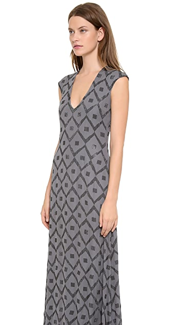 Giulietta Mosiaco Crystal Gown