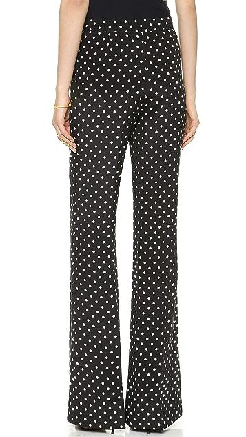 Giulietta Polka Dot Simple Pants