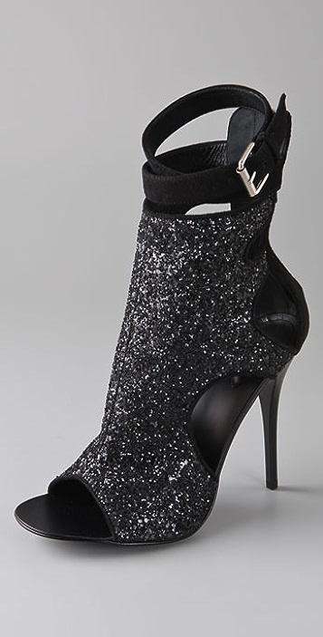 803a9fc58ba67 Giuseppe Zanotti Glitter Sandals | SHOPBOP