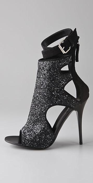 Giuseppe Zanotti Glitter Sandals