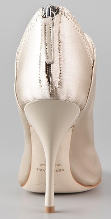 Giuseppe Zanotti Cutout High Heel Booties