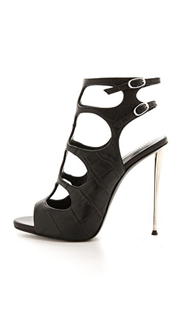 Giuseppe Zanotti Cutout Sandals