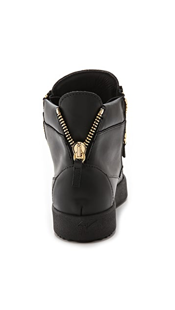 Giuseppe Zanotti Chain Up London Sneakers
