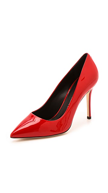 giuseppe zanotti patent leather pumps shopbop rh shopbop com