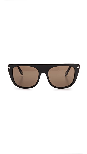 Givenchy Flat Top Sunglasses