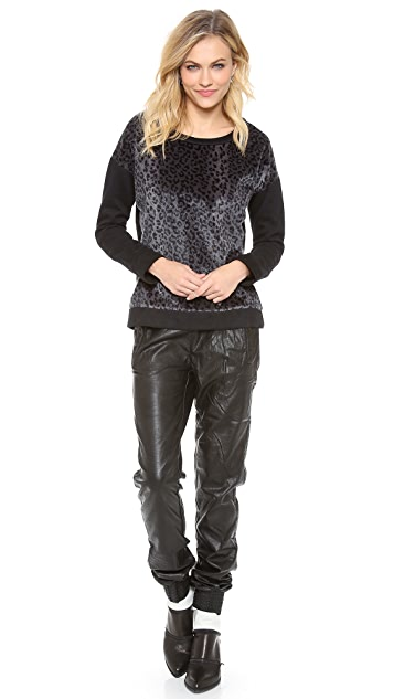 Glamorous Fuzziest Sweatshirt