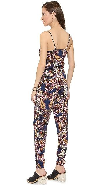 Glamorous Paisley Jumpsuit