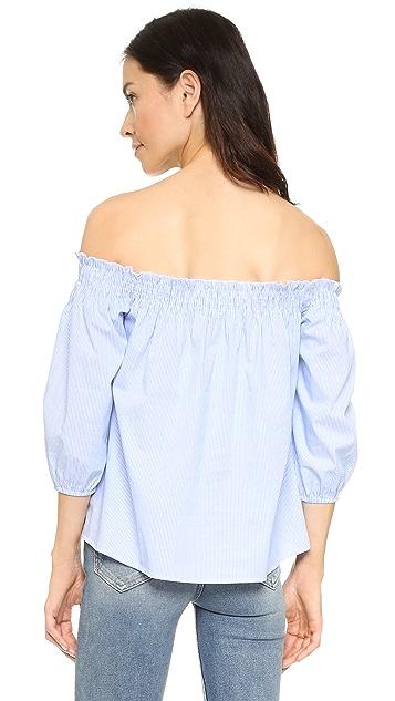 Glamorous Off Shoulder Blouse