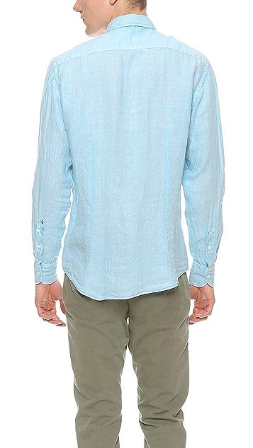 Glanshirt Kent Linen Shirt