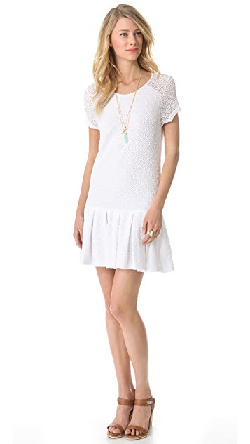 Generation Love Monica Lace Mini Dress