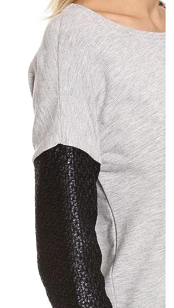 Generation Love Coated Bobo Sweatshirt