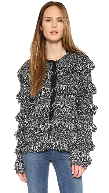 Generation Love Fifi Fringe Jacket