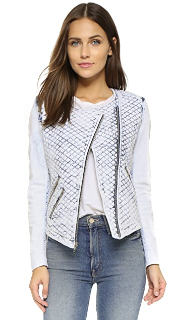 Generation Love Maya Quilted Jacket