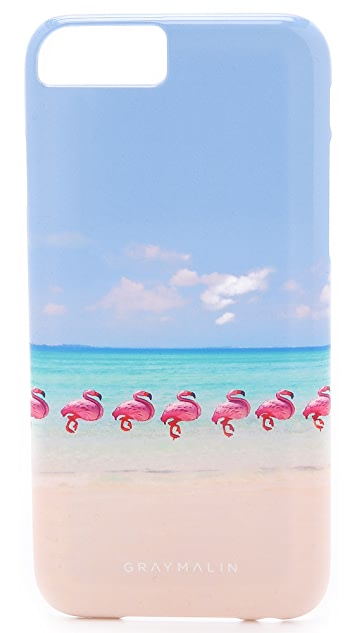 Gray Malin The Flamingo iPhone 6 / 6s Case