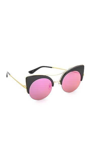 06b37089c899 Gentle Monster Alley Cat Sunglasses