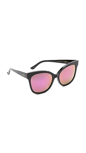 2428ffa36128 Gentle Monster La Rouge Sunglasses