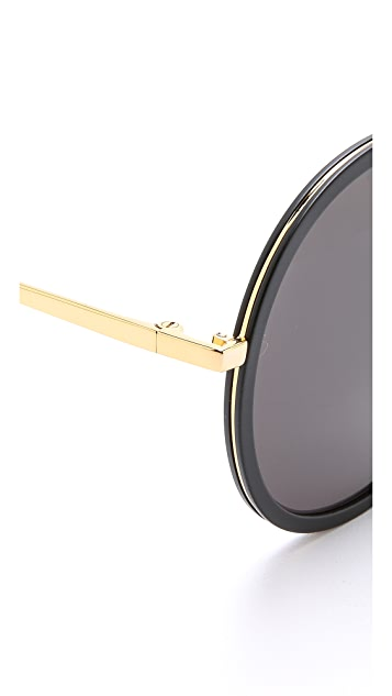 Gentle Monster Gold Fish 2 Sunglasses