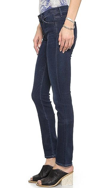 GOLDSIGN Misfit Straight Leg Jeans
