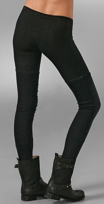 GOLDSIGN Stylex Thigh High Leggings
