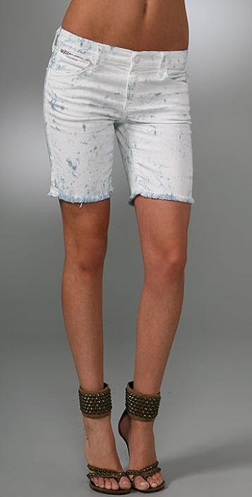 GOLDSIGN Sweet Cutoff Shorts
