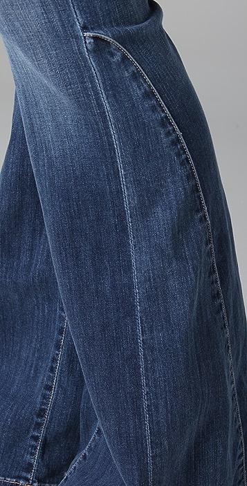 GOLDSIGN Guitar Super Flare Jeans