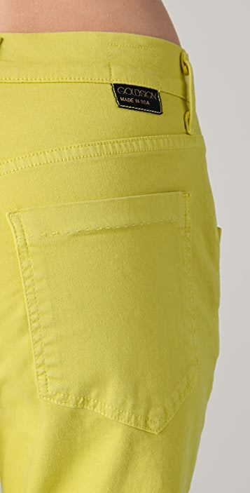GOLDSIGN Dea Baggy Straight Leg Jeans