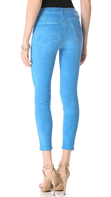 GOLDSIGN Virtual Fleur Jeans