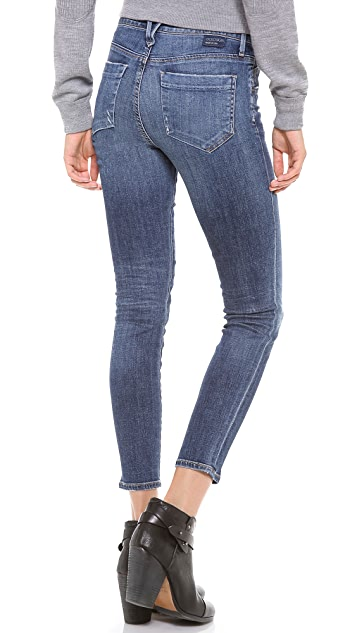 GOLDSIGN Glam Skinny Jeans