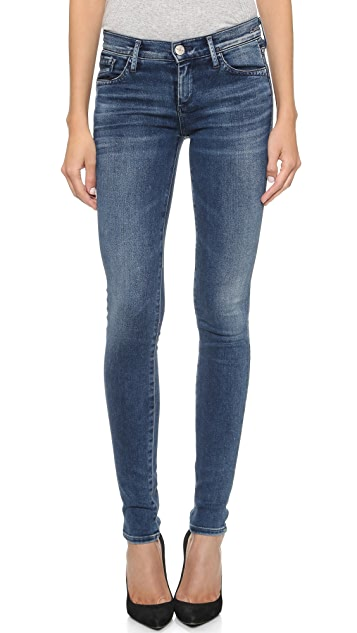 GOLDSIGN Lure Skinny Jeans
