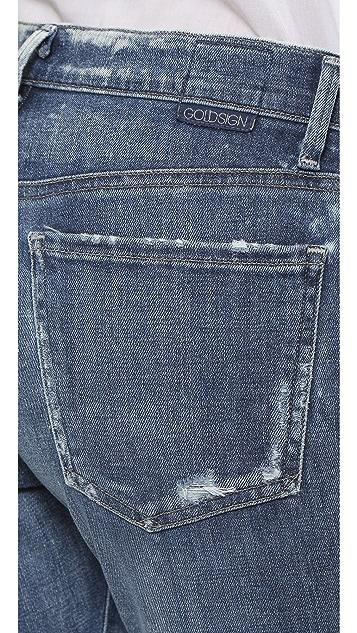 GOLDSIGN The Stevie Jeans