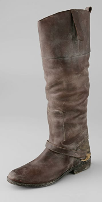Golden Goose Charlye Pull On Boots