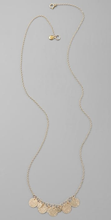 Gorjana Somerset Cluster Necklace
