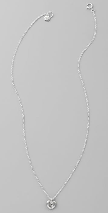Gorjana Heart to Heart Necklace