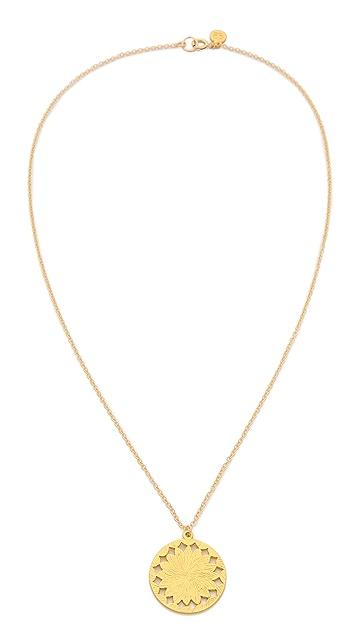 Gorjana Circle Necklace