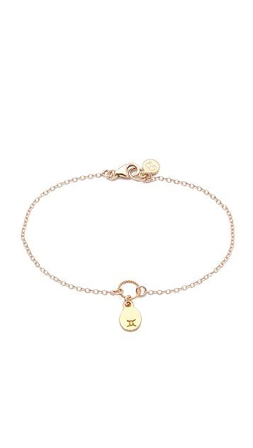 Gorjana Astrology Charm Bracelet