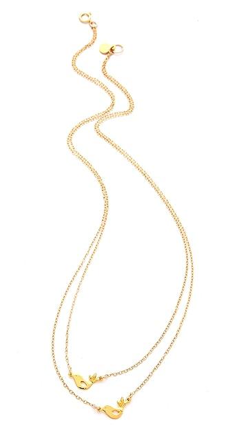Gorjana Love Bird Necklace