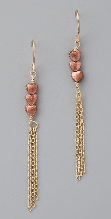 Gorjana Clyde Drop Earrings