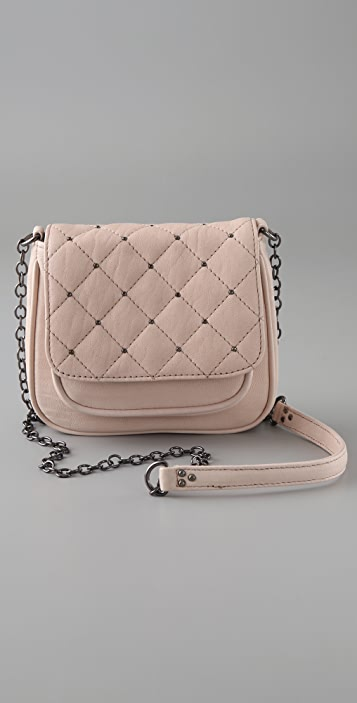 Gorjana Hudson Quilted Cross Body Bag