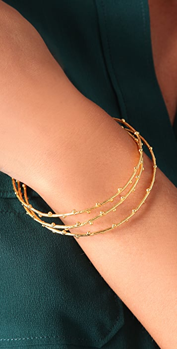 Gorjana Willow Bangle Set
