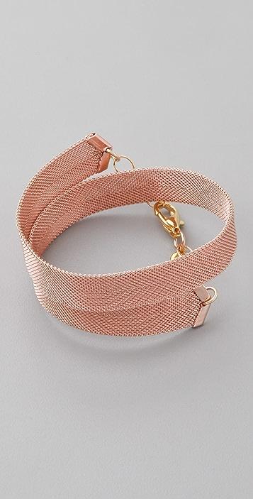 Gorjana Kate Mesh Bracelet