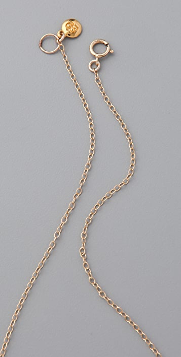 Gorjana Twisted Vine Necklace