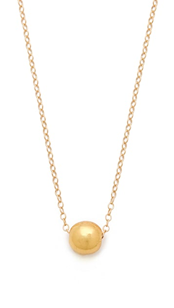 Gorjana Carmel Floating Necklace