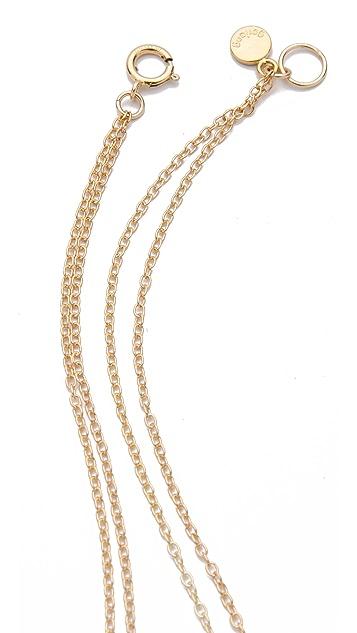 Gorjana Super Star Layer Necklace