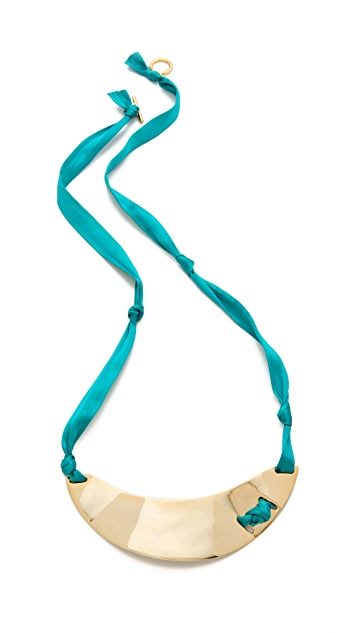 Gorjana Raul for Gorjana Savara Crescent Necklace
